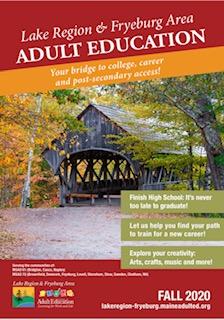 Lake Region & Fryeburg Area Adult Education image #1289