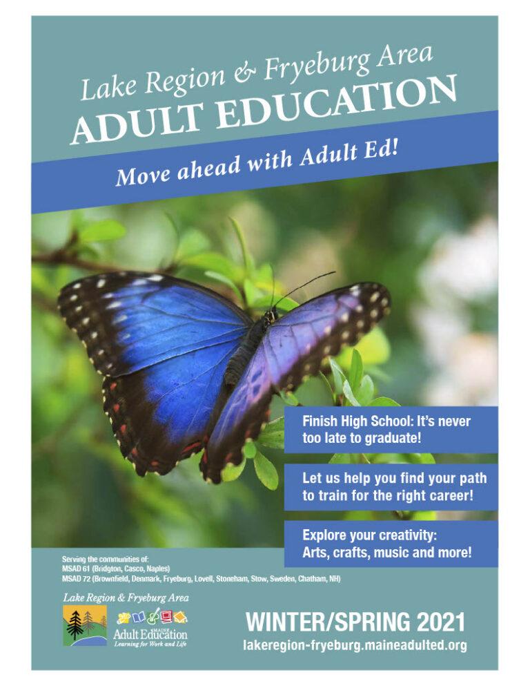 Lake Region & Fryeburg Area Adult Education image #1438